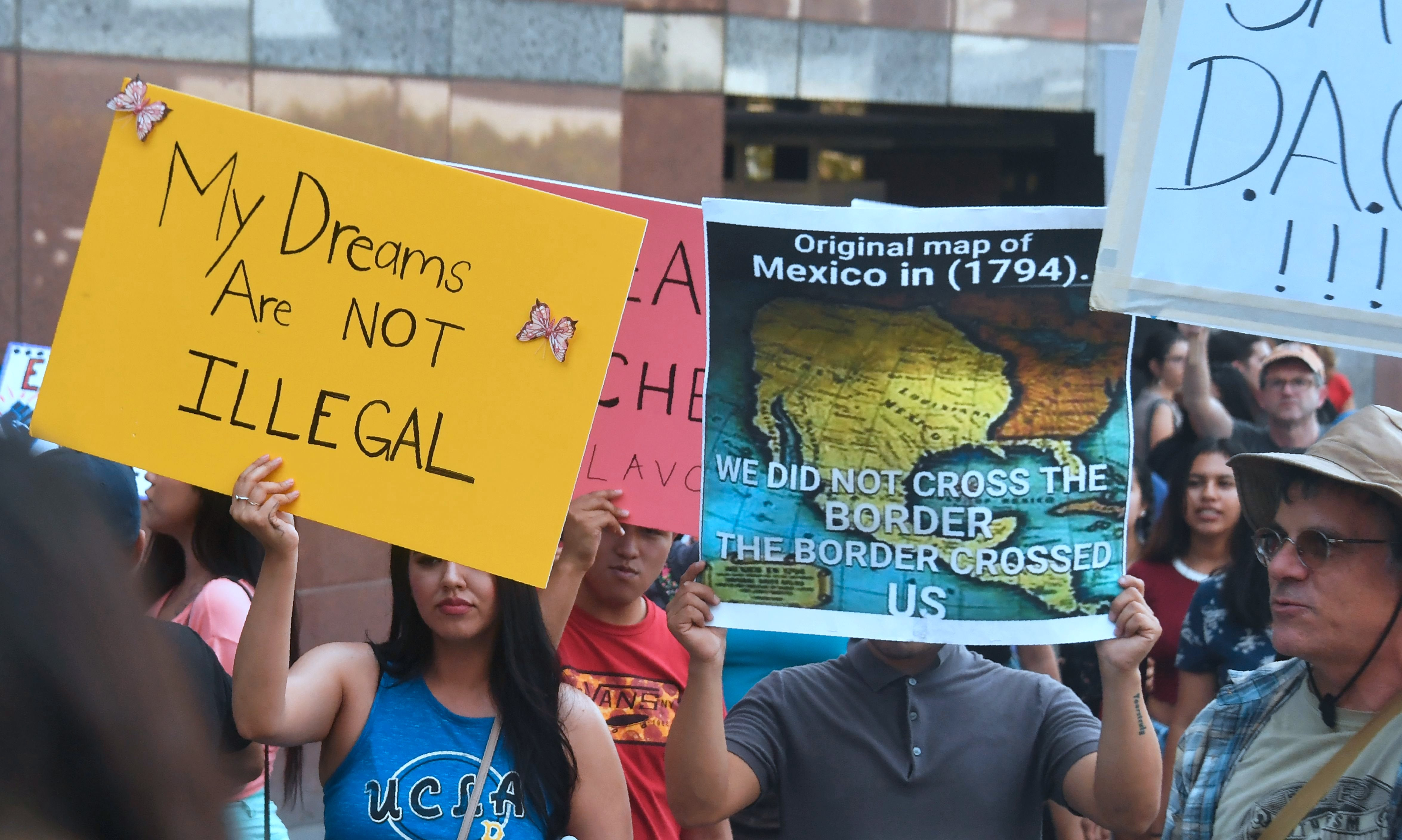 Here's How Much Money Rescinding DACA Could Cost The U.S. Economy