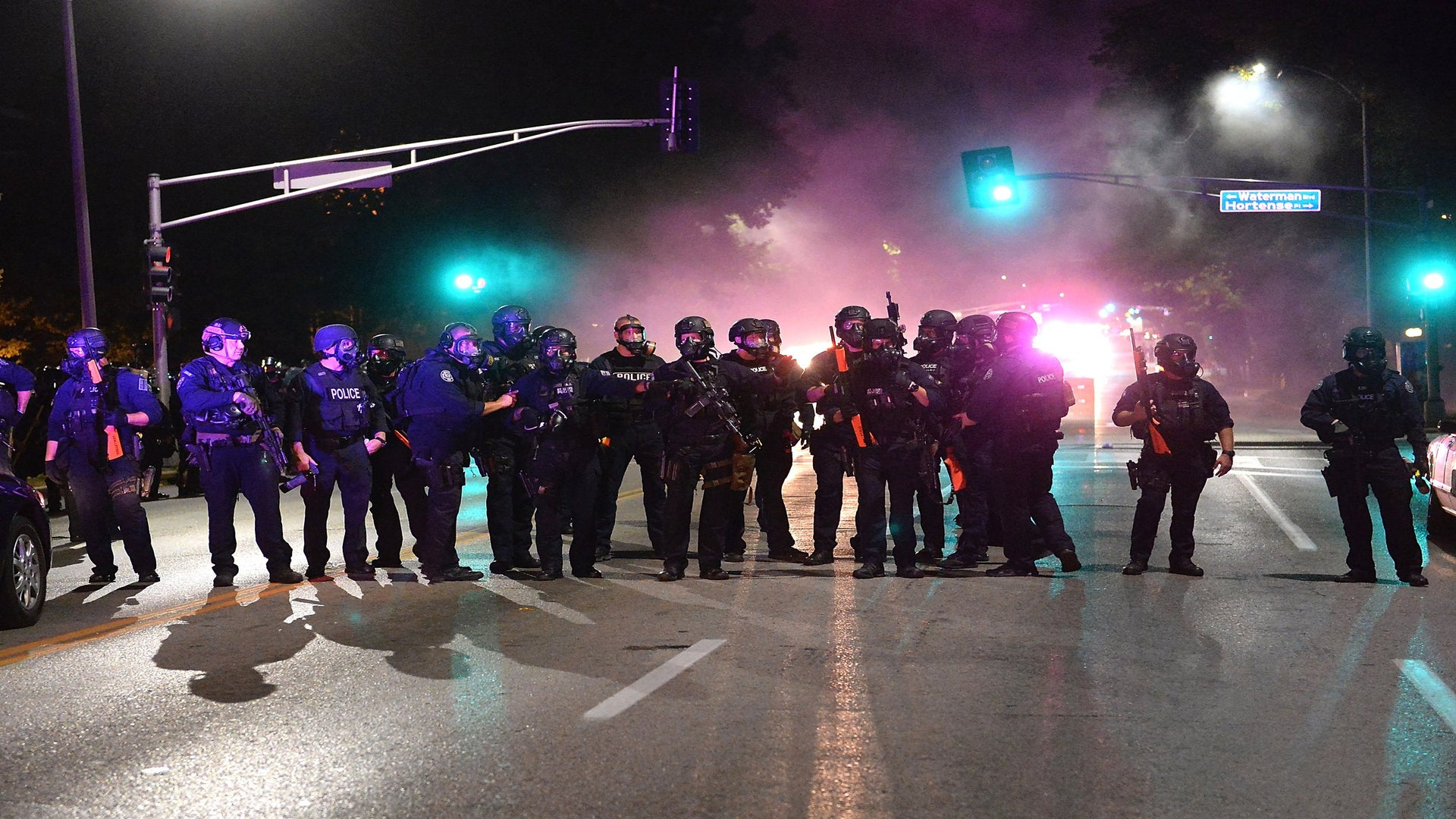 Officers Injured and Mayor's Home Damaged During St. Louis Protests