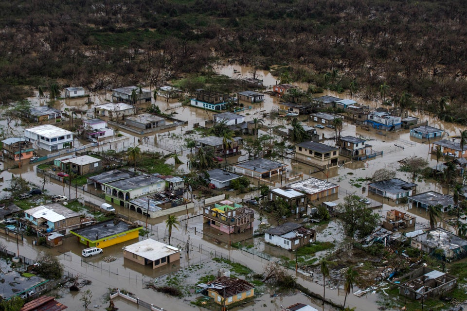 Trump Criticizes Puerto Rico As Island Struggles With Hurricane Recovery