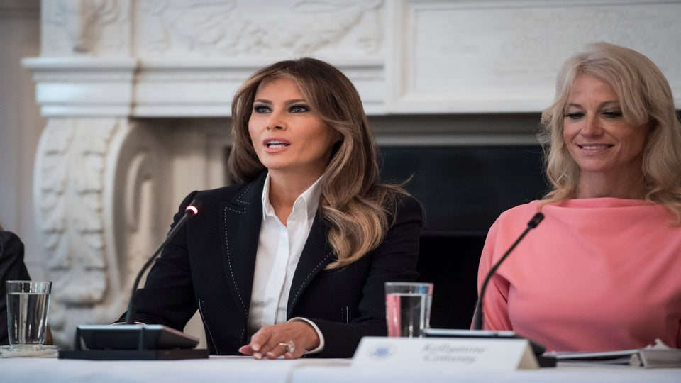 Librarian Rejects Melania Trump's Gift Of Dr. Seuss Books, Says They Include Racist Propaganda
