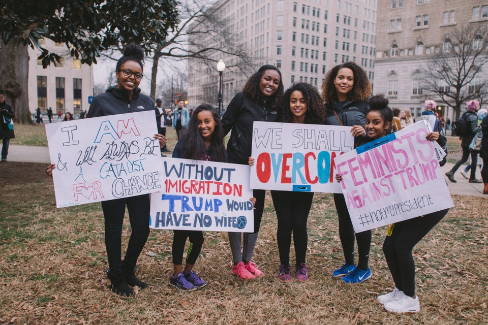 Women's March NYC Won't Let Controversy Stop The Show