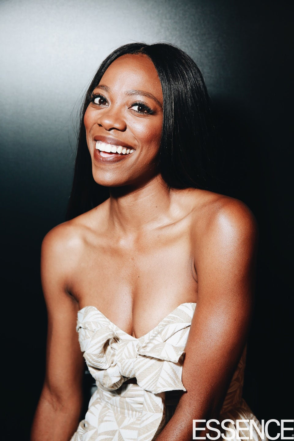 'Insecure's' Yvonne Orji Drops Nuggets Of Wisdom On Love And Immigration