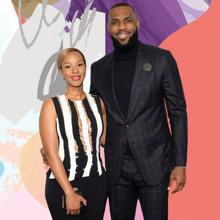 LeBron James Wife Savannah And Kids Show Him Love For Becoming Youngest NBA Player To Score 30,000 Career Points