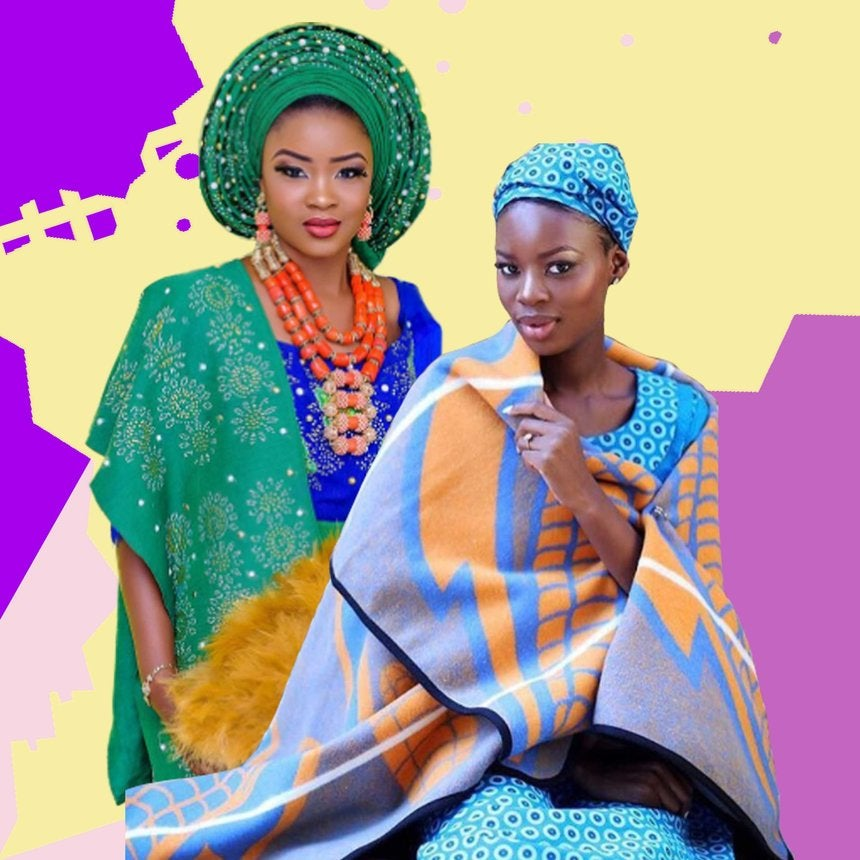 9 Traditional African Wear Instagram Pages To Follow In Celebration Of South Africa's Heritage Month