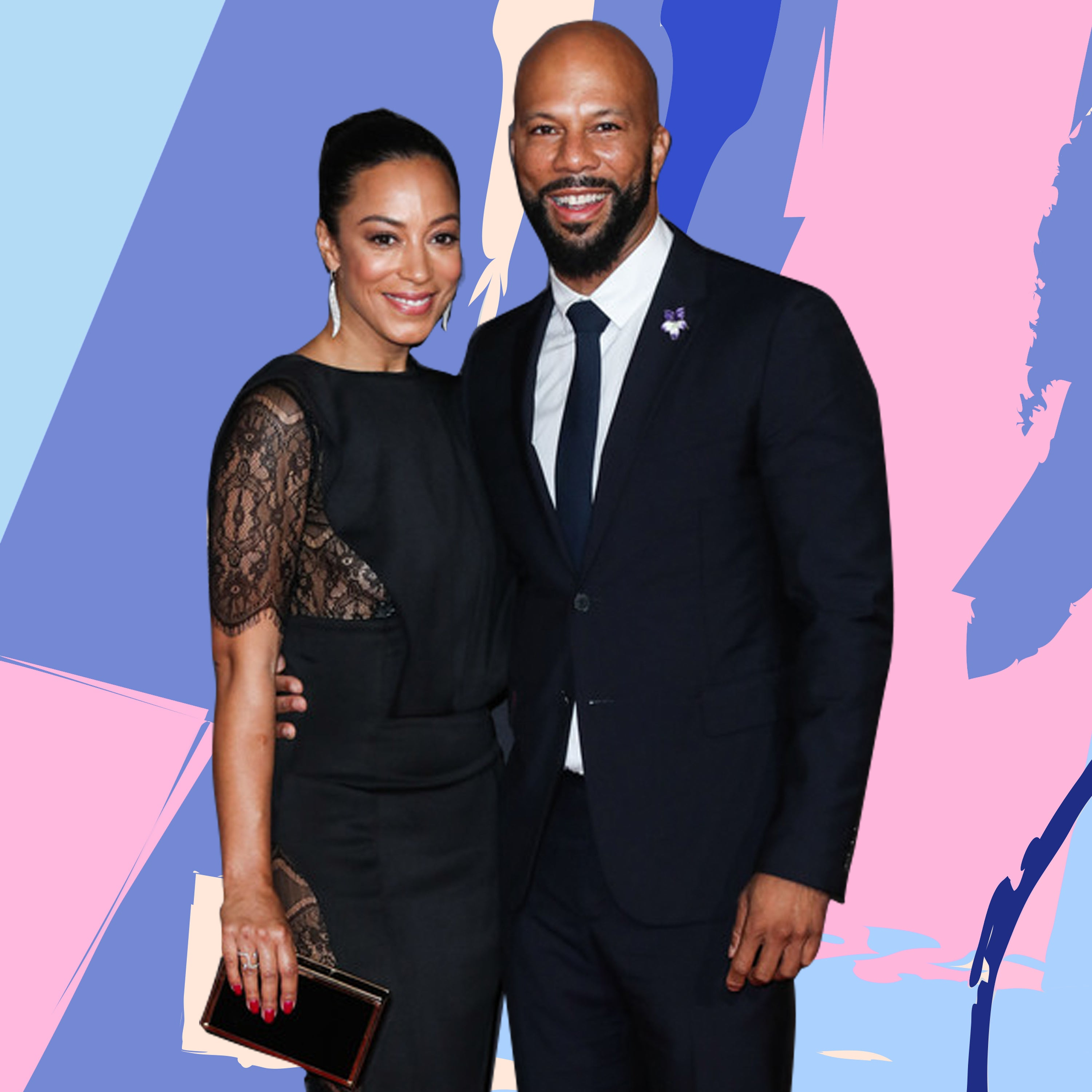 Common and Angela Rye Call It Quits, Remain Good Friends