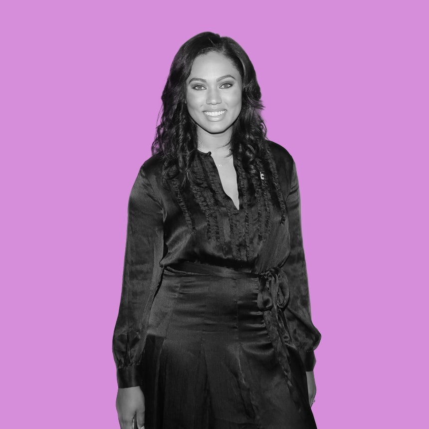 Ayesha Curry On Career: 'Follow Your Passions Regardless Of What Your Situation Is'