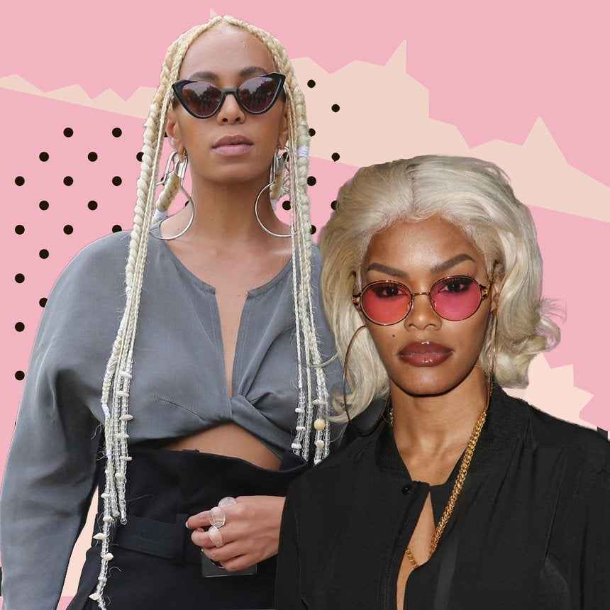 See How 17 Celebrities Rock Fall's Hottest Hair Color, Blonde