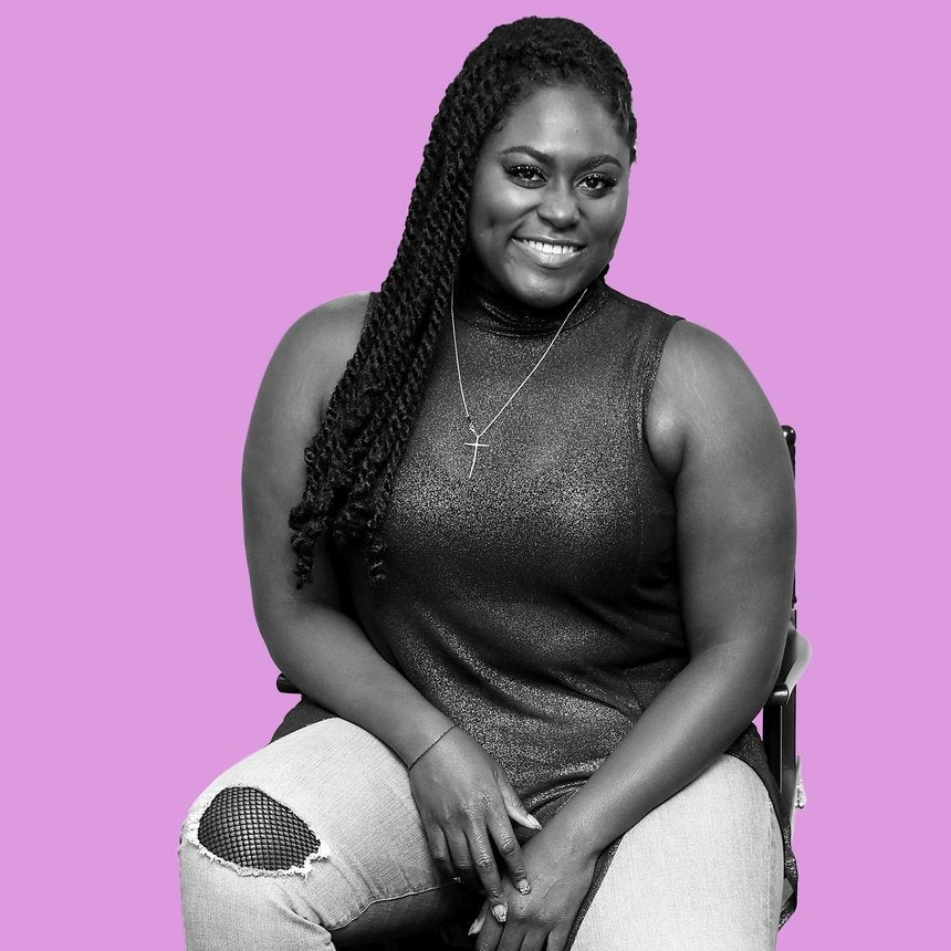 Danielle Brooks Doesn't Give A Second Thought To Racist Trolls