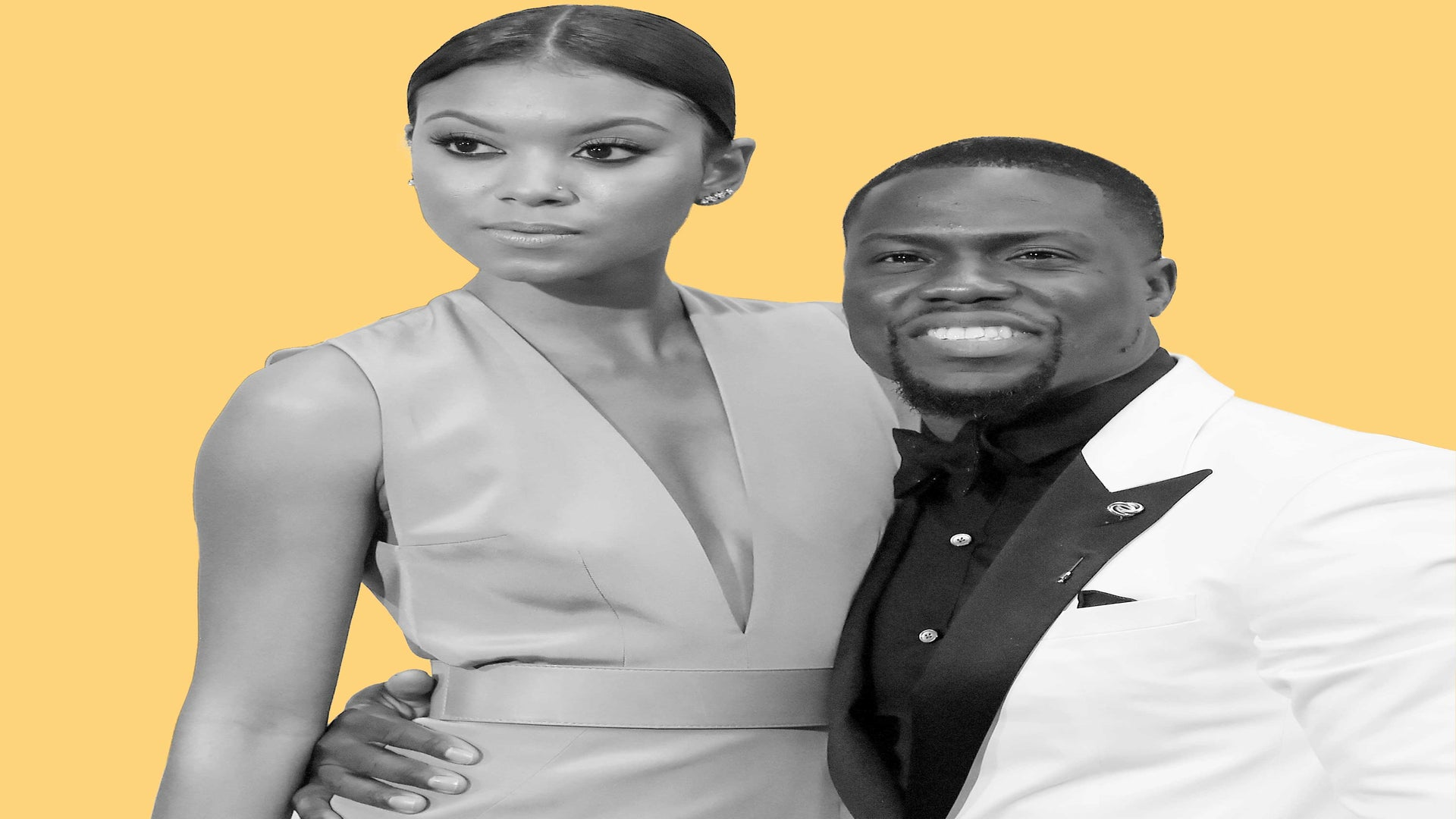 Kevin Hart Says He Feels 'Lucky' To Still Call Eniko Parrish His Wife