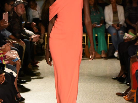Aisha McShaw Makes Her New York Fashion Week Debut With Intimate Preview Of Stunning New Collection