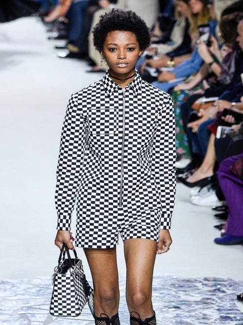 How Long Will the Fashion Industry Continue to Disrespect Black Hair? This Model Has Had Enough!