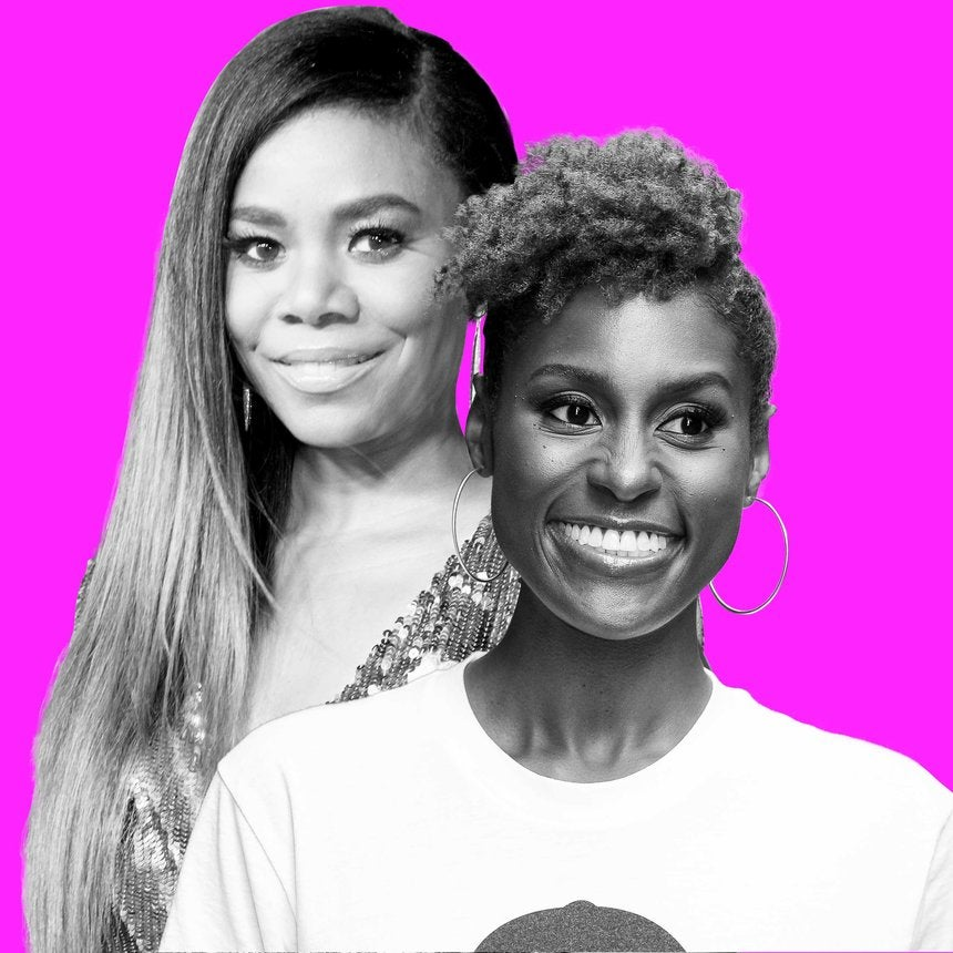 Regina Hall And Issa Rae Just Joined In On The Hilarious, And Raunchy, 'For The D' Challenge