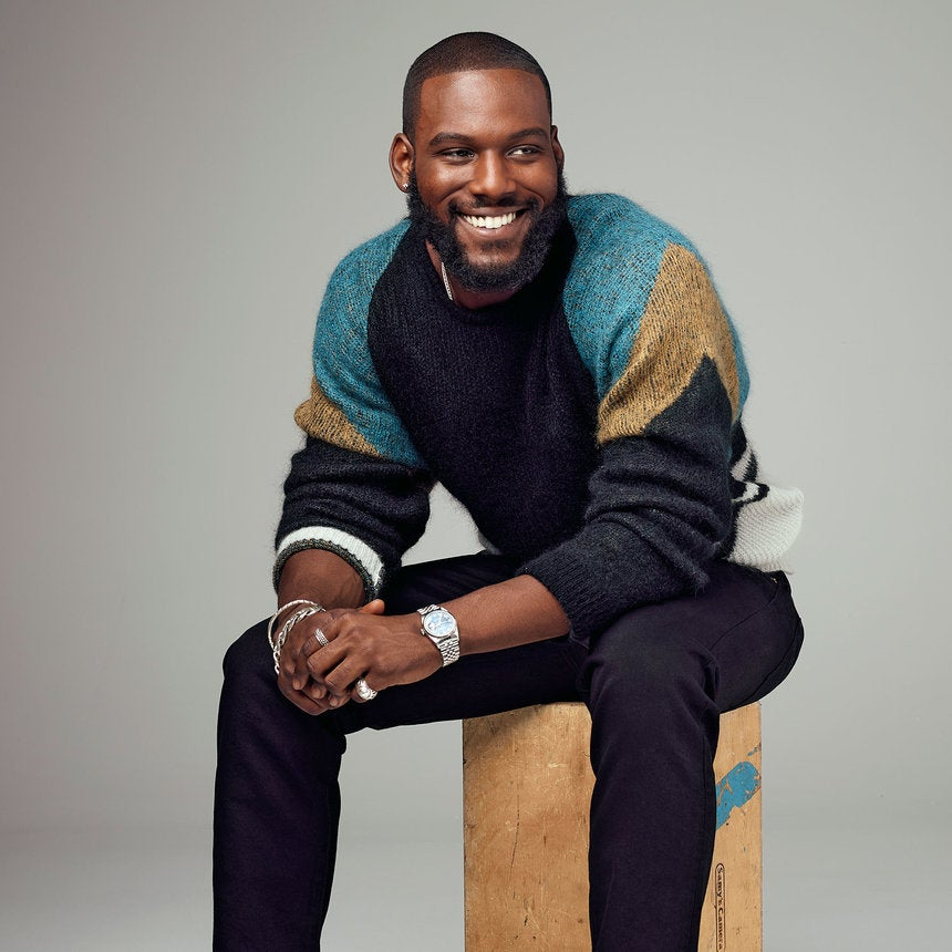 Kofi Siriboe Named One Of PEOPLE Magazine's Sexiest Men Alive Because...Duh!
