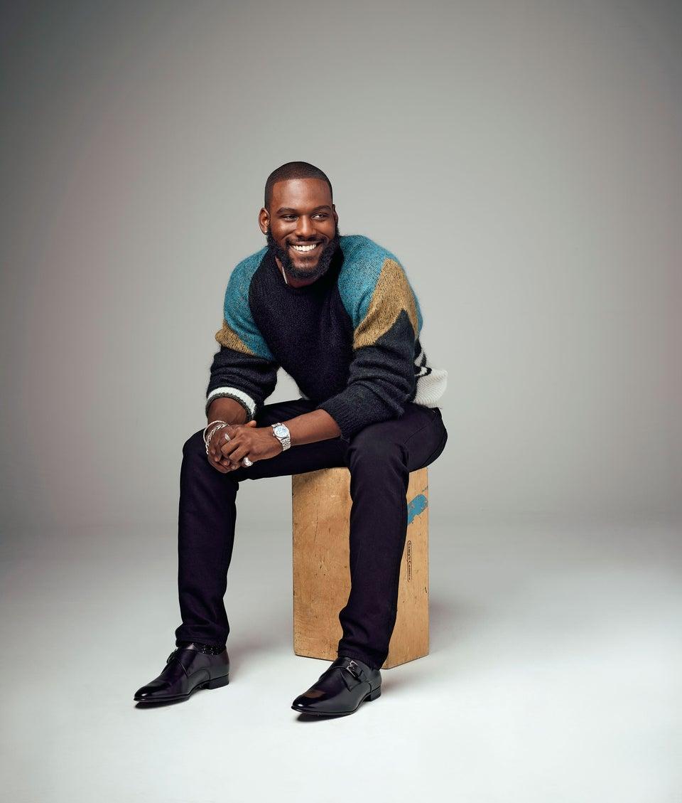 Kofi Siriboe Wants To Get More Black Folks Talking About Mental Health