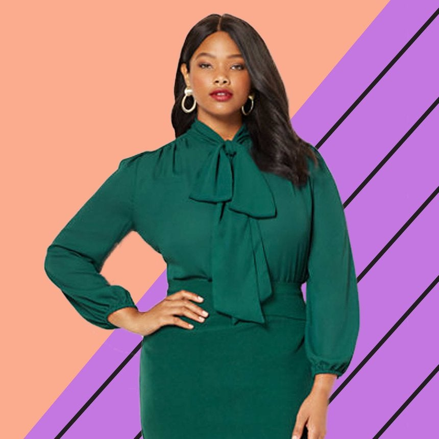266a4423b1cb Prabal Gurung x Lane Bryant and More Plus-Size Fashion Launches You Need to  Know for Fall