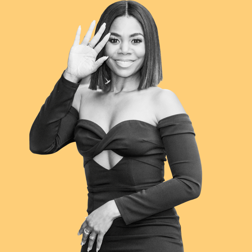 Regina Hall Hilariously Claims She Created 'Insecure' And 'Stay Woke'