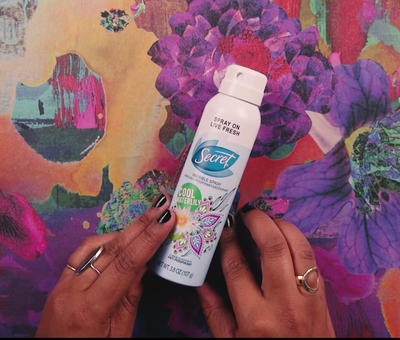 Dope Stuff On My Desk: Secret Has An Amazing New Invisible Deodorant And More Awesome Finds