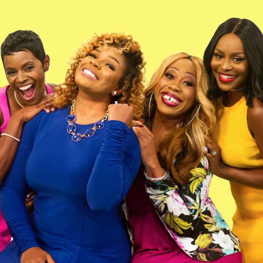 Exclusive: Get A First Look At TV One's New Talk Show 'Sister Circle'