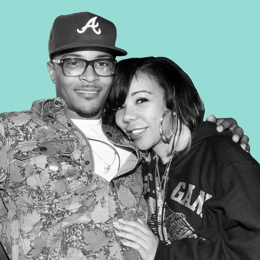 T.I. Came Out To Support Tiny For 'Xscape Day' In Atlanta