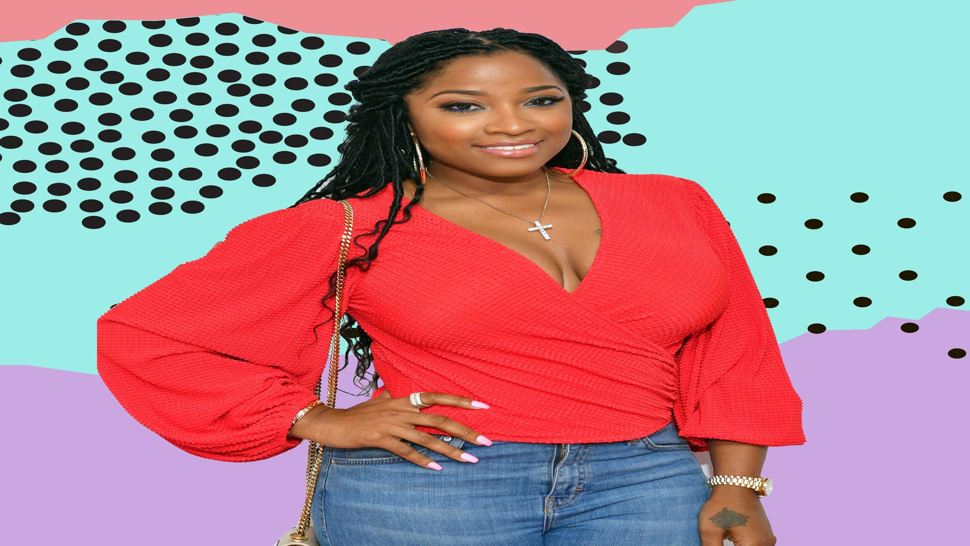 Toya Wright Confirms She's Pregnant With Her Second Child