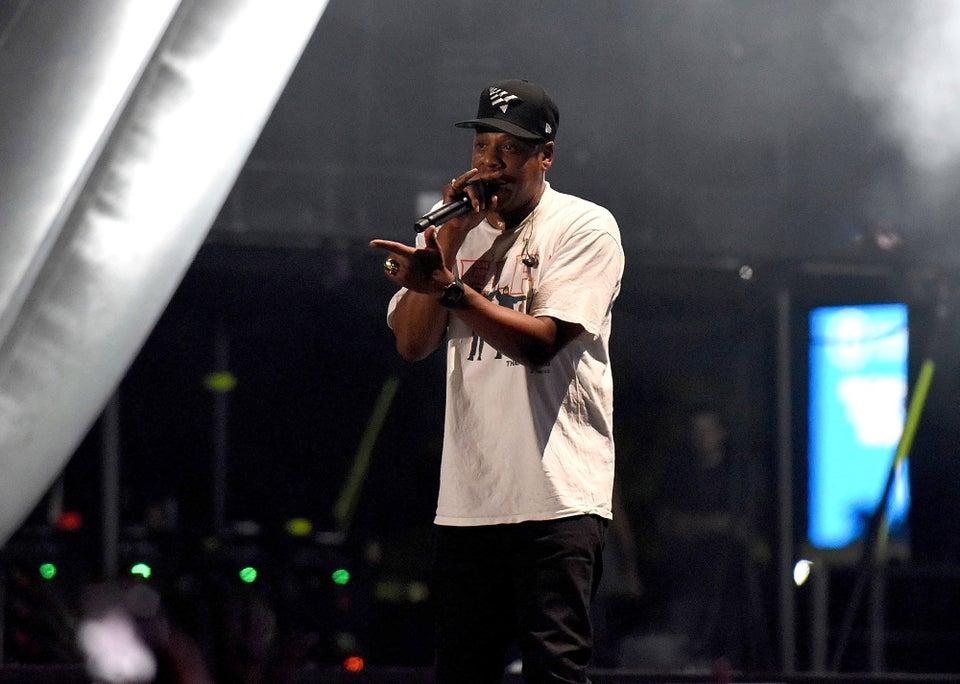 Jay Z Says President Donald Trump 'Is a Joke'