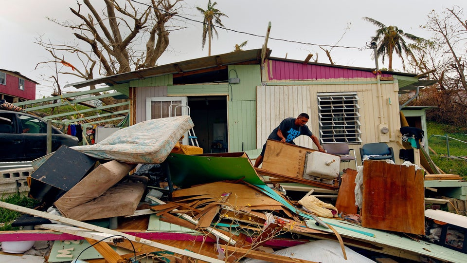 Puerto Ricans Say The Trump Administration's Relief Efforts Are Failing Them
