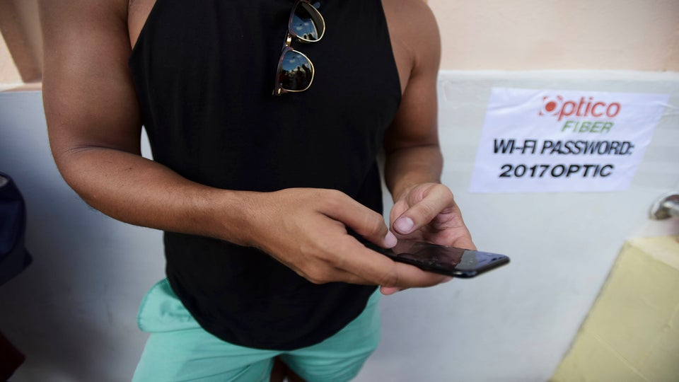 'Zero Communication.' Puerto Ricans Are Hunting For Wi-Fi And Cell Signal To Contact Loved Ones