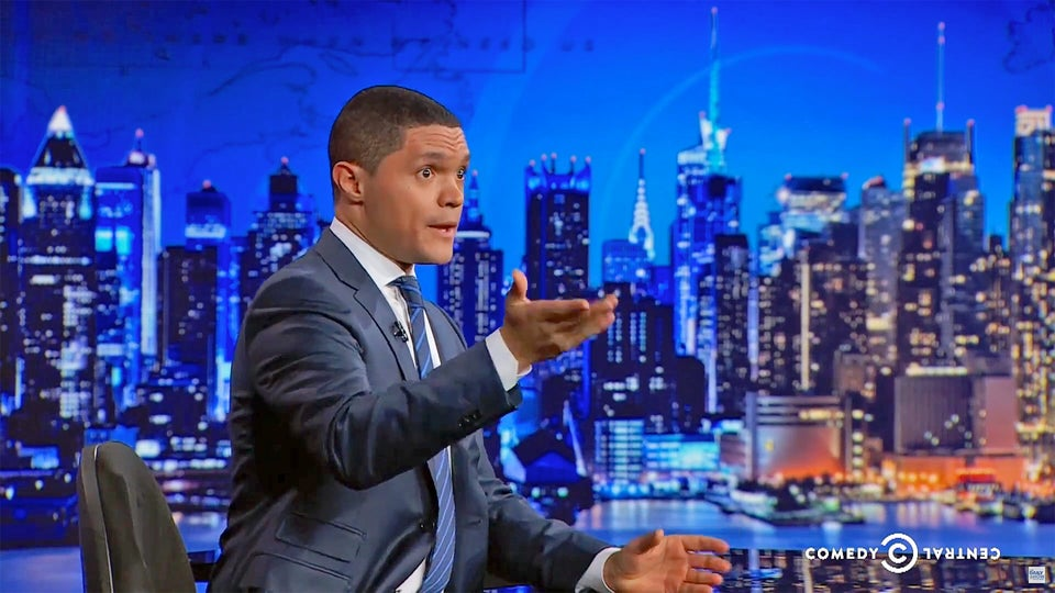 Trevor Noah Renewed As 'Daily Show' Host For 5 More Years