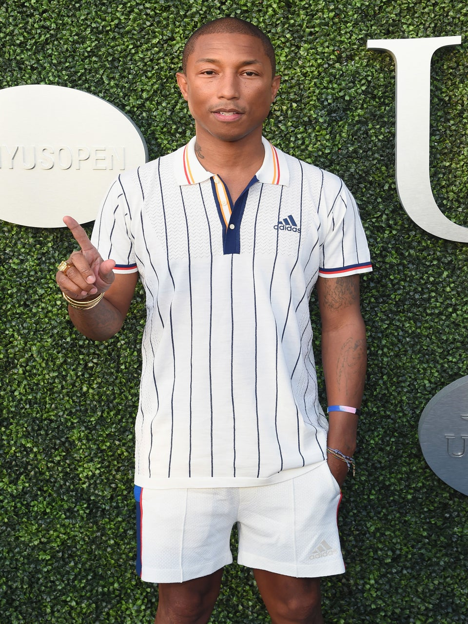 Pharrell Williams Reveals the Skin Care Routine That Helps Him Look Eternally Young