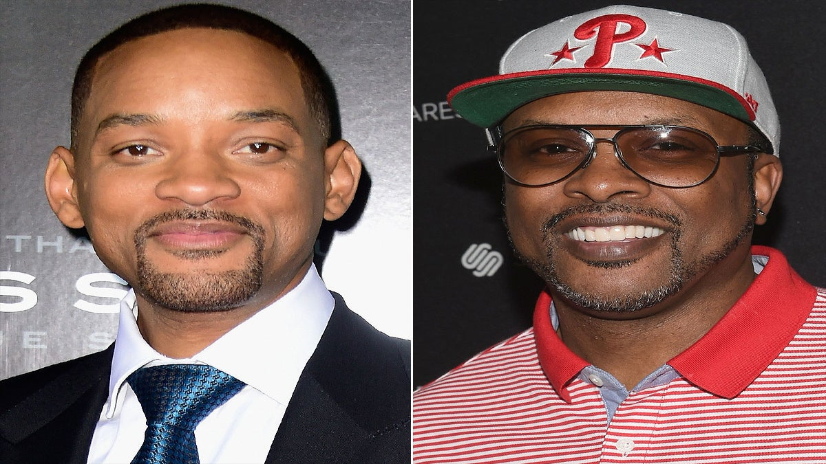 WATCH: Will Smith Releases Live Video of His New Single 'Get Lit' with DJ Jazzy Jeff