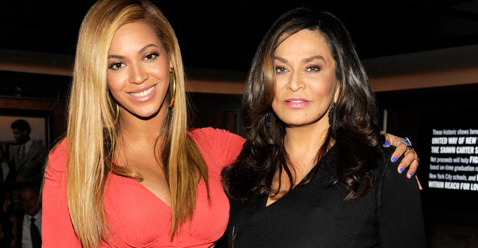 Tina Knowles Is All Of Us Trying to Dance Like Beyoncé