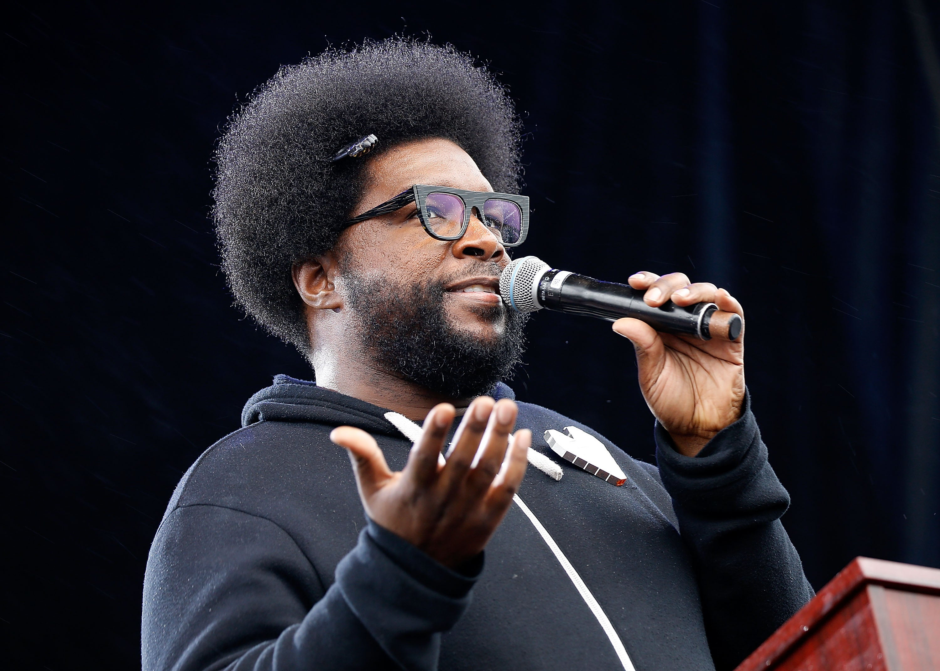 Questlove Addresses His Refusal To Participate In R. Kelly Doc