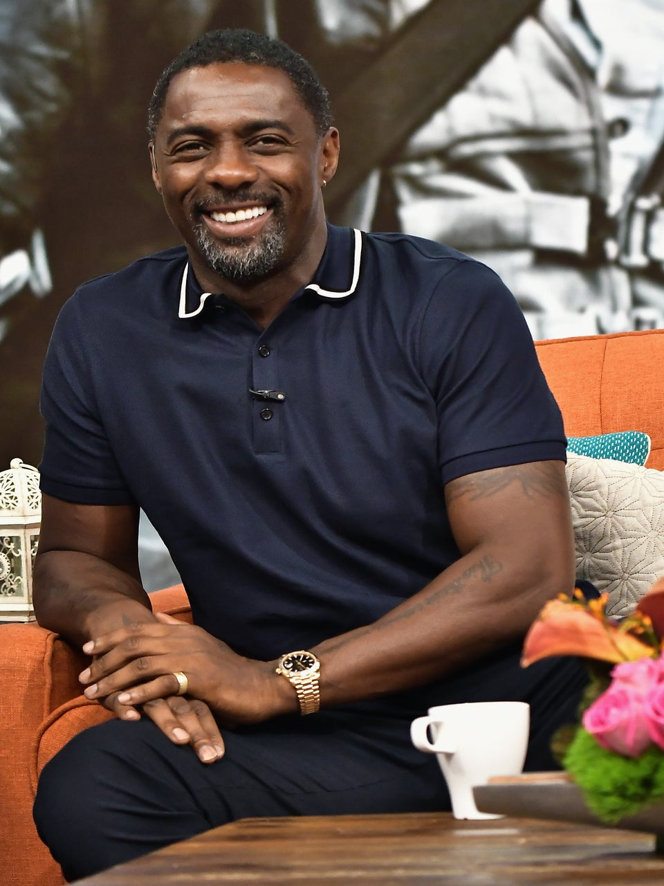 Idris Elba Is About To Be Everywhere This Fall — Including EW's Cover