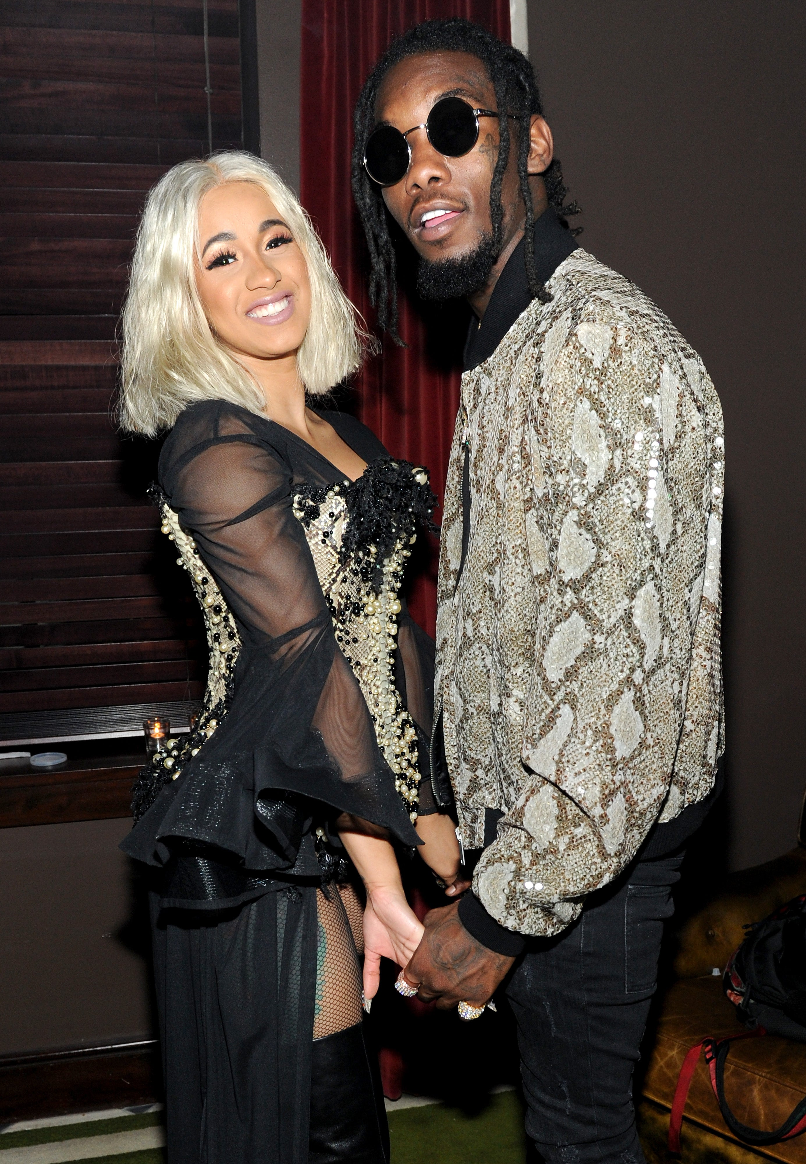 Cardi B Says Fiancé Offset Tipped Her Off To Their Engagement When He Told Her To Get A Manicure