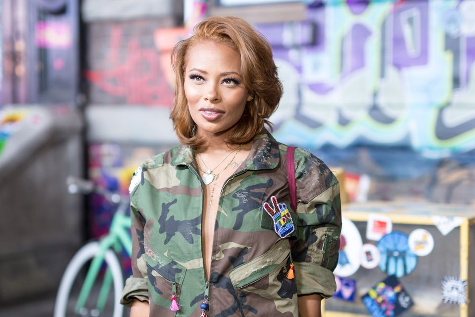 Eva Marcille Calls Being On 'Real Housewives Of Atlanta' An 'Organic Fit'