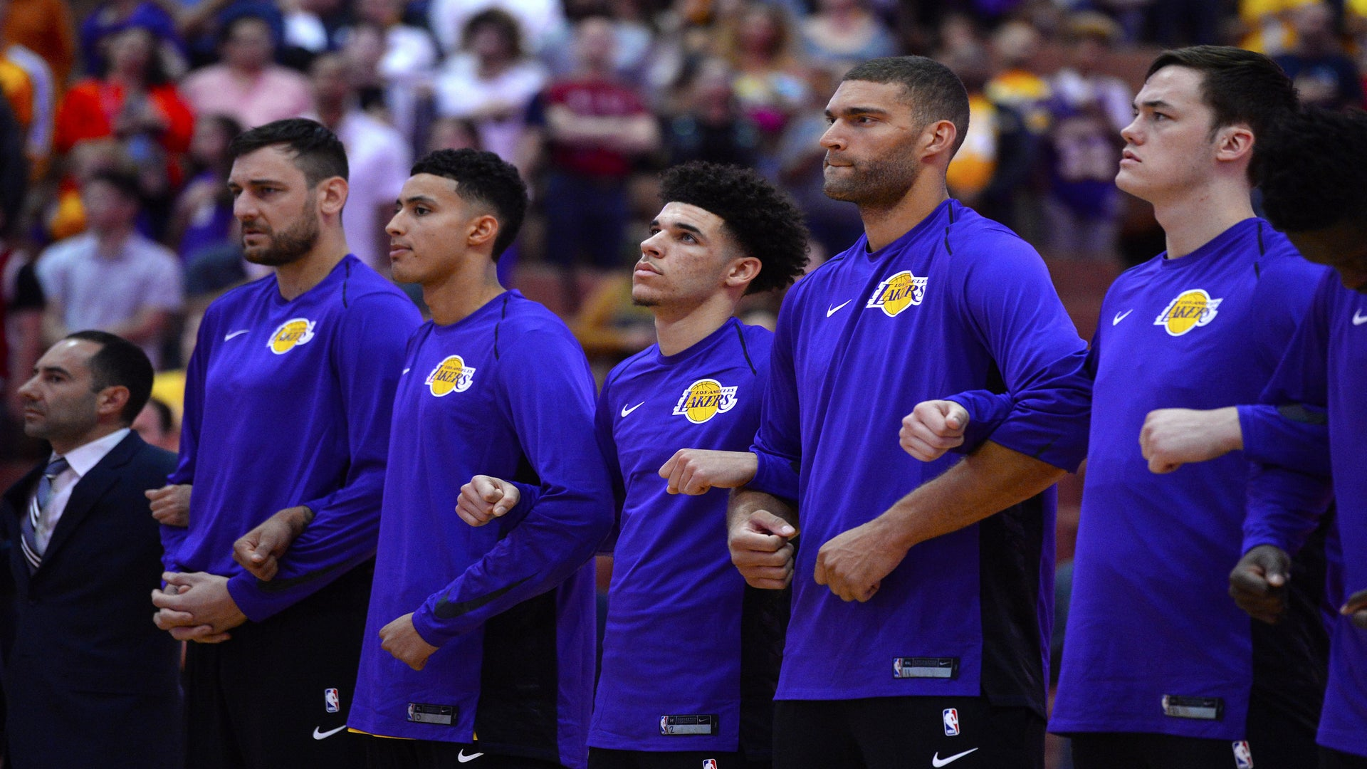 NBA Commissioner: 'My Expectation Is That Our Players Will Stand For The National Anthem'