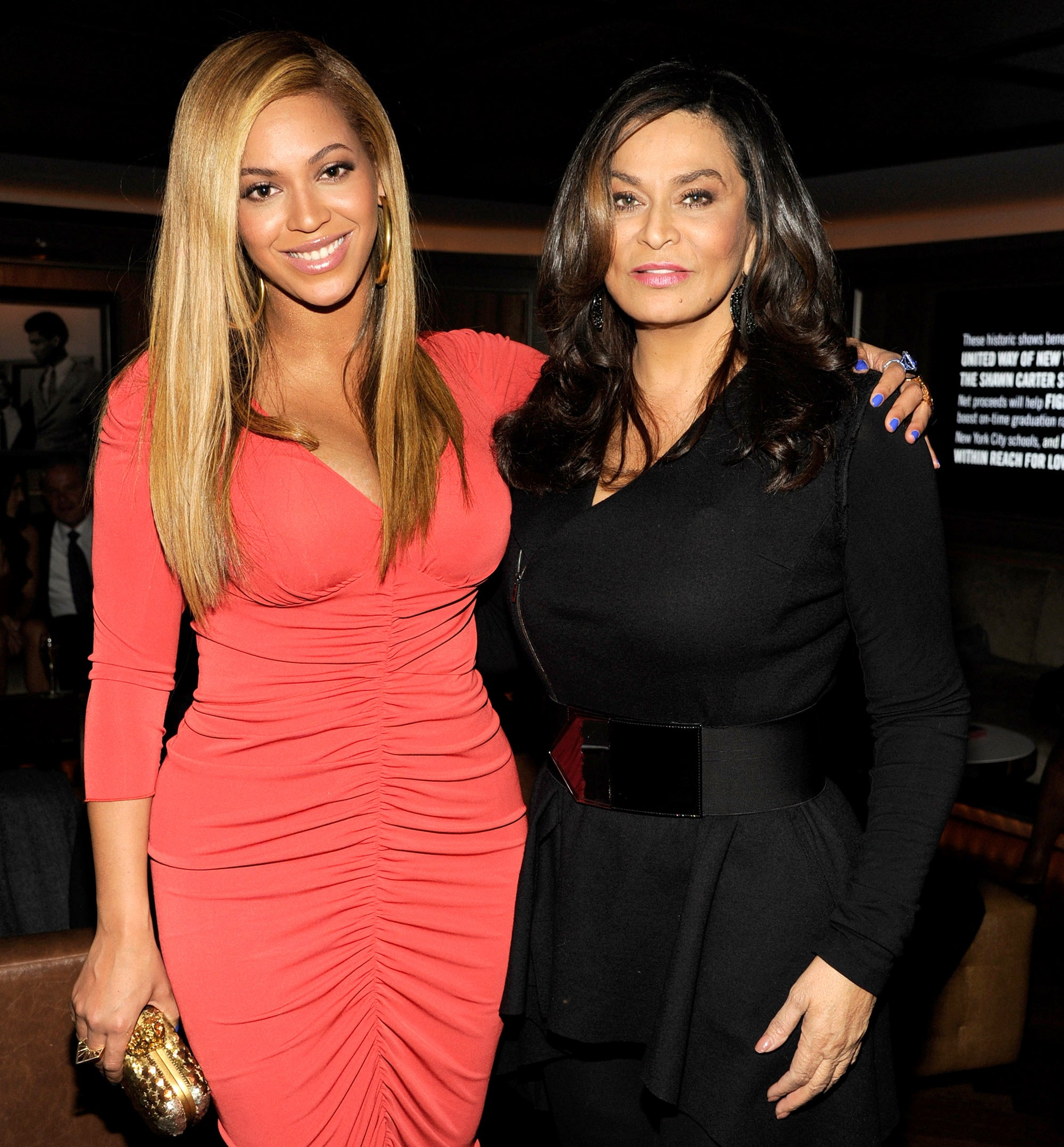 Tina Lawson Says Beyoncé Looks Just Like Blue Ivy In Sweet Throwback Photo