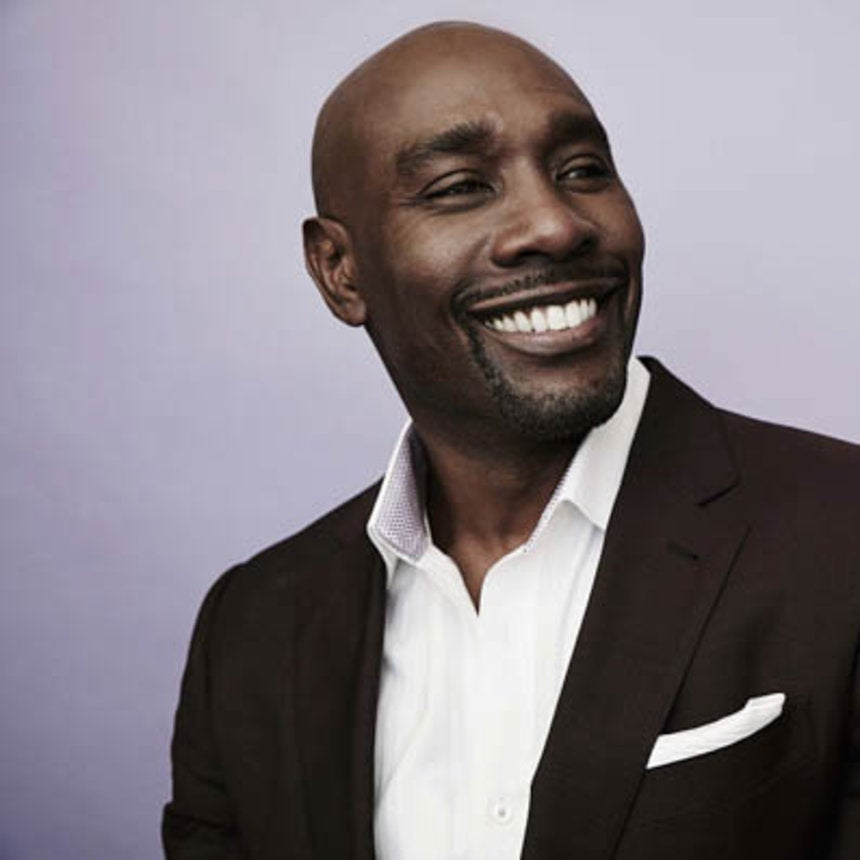 Morris Chestnut Got Us Good With His 'For The P' Challenge! (Hint, There's a Twist!)