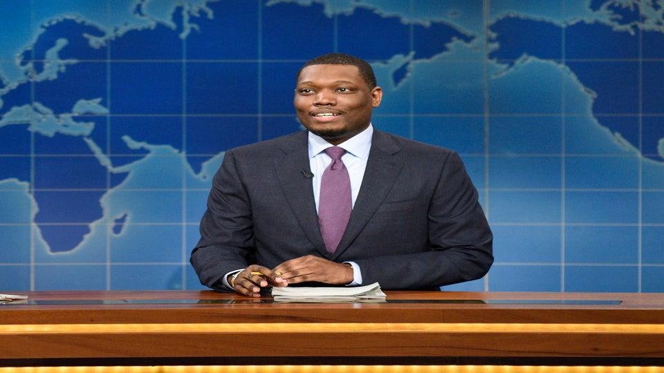 'SNL's' Michael Che Facing Racist Backlash After Calling Trump A 'Cheap Cracker'