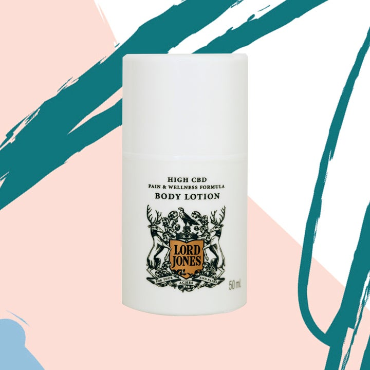 This Cannabis-Infused Lotion Made My Workouts So Much Easier