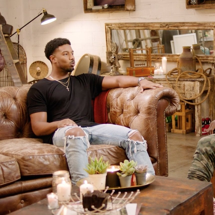 I Turn My Camera On, Episode 1: Lance Gross And Michael B. Jordan Talk Marriage, Success & The Other Side Of Fame