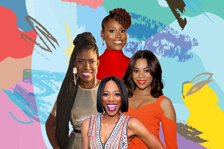 Photographic Proof That Issa Rae Has The Dopest Girlfriends In Hollywood