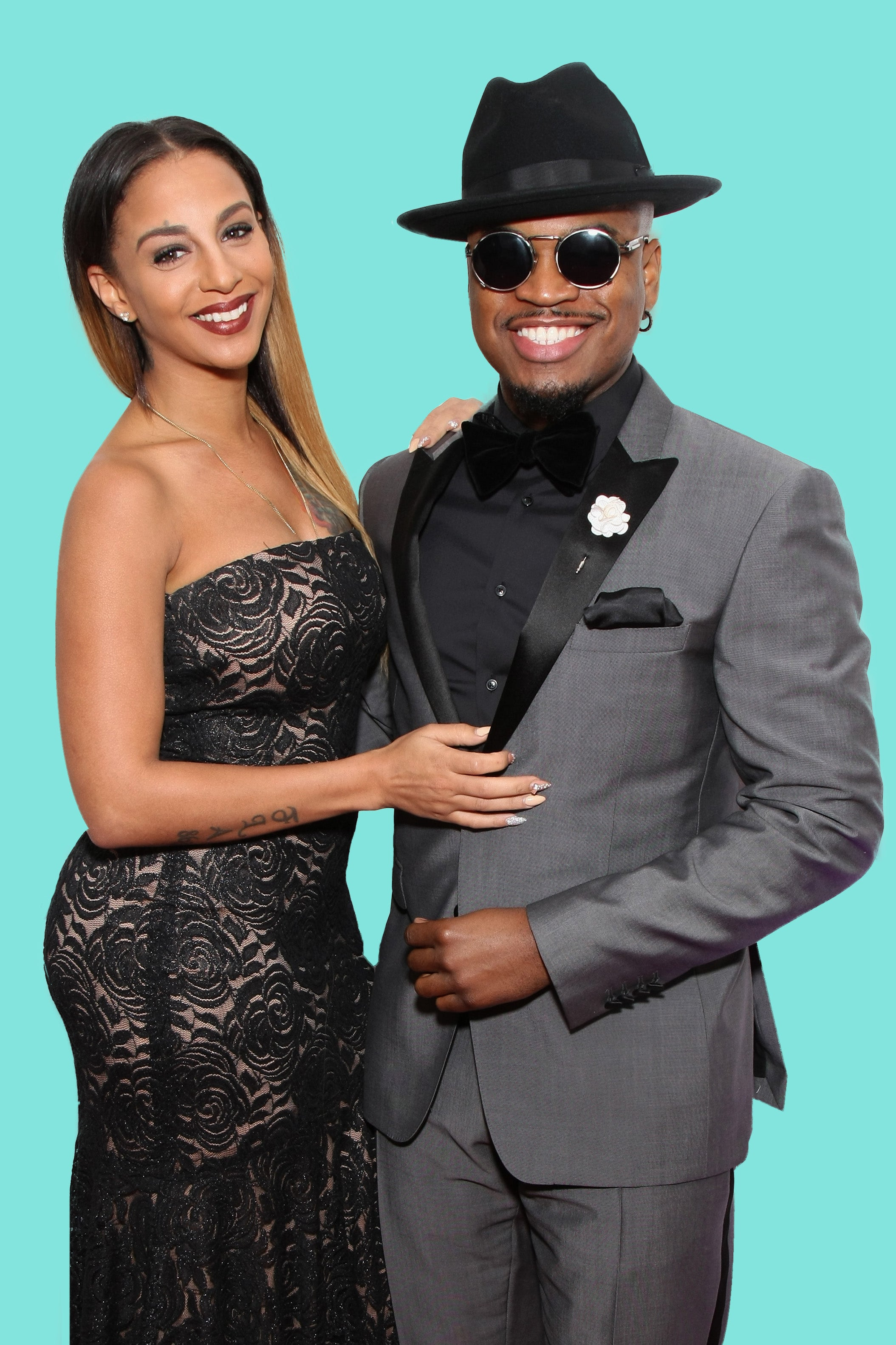 Ne-Yo And Wife Crystal Share First Photos Of Their New Baby Boy