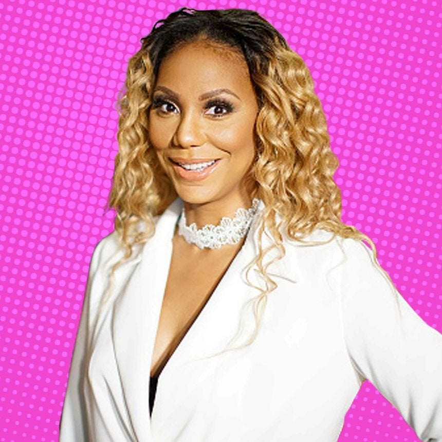Tamar Braxton Really Doesn't Have Beef  With Anyone