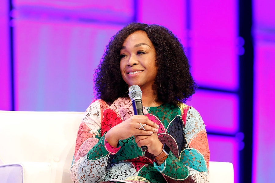 Shonda Rhimes Is The Third Black Woman Inducted To The ...