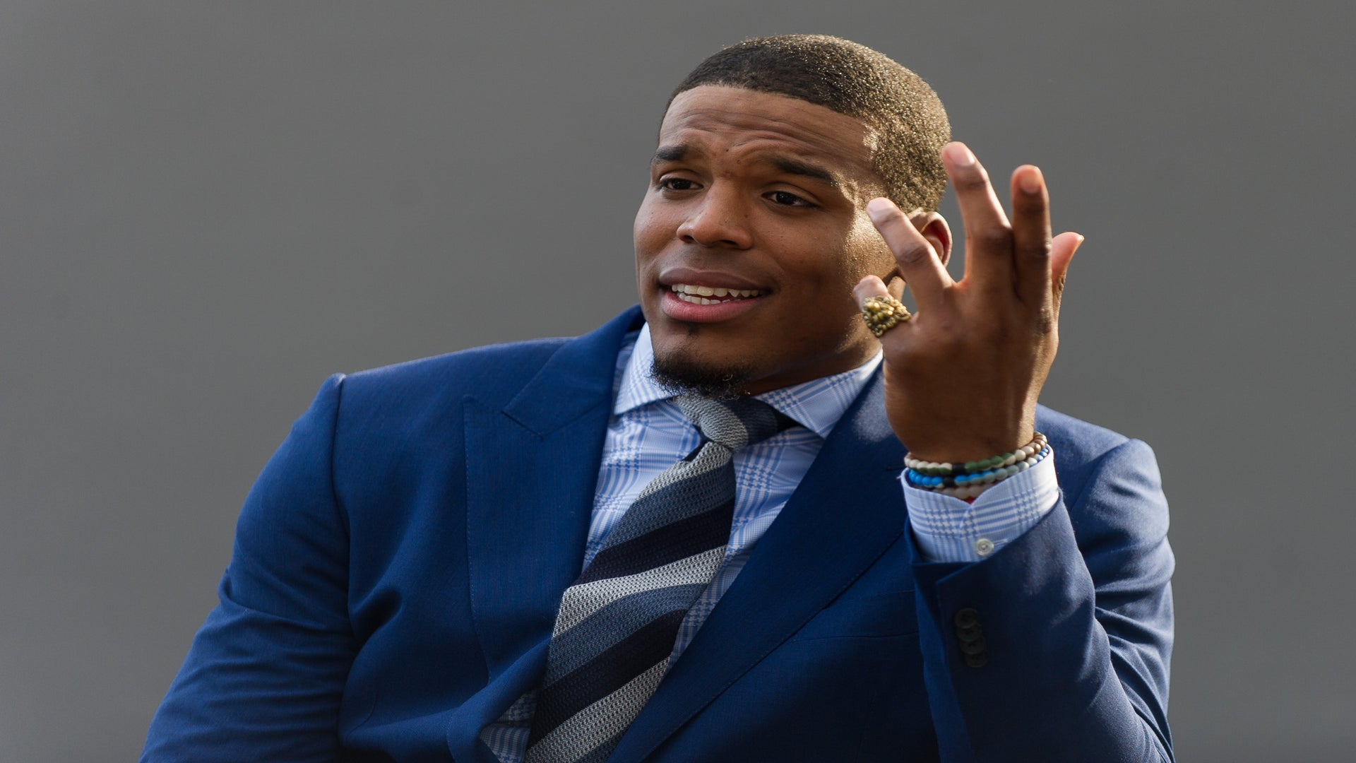 Yogurt Brand Drops Cam Newton After Sexist Remark