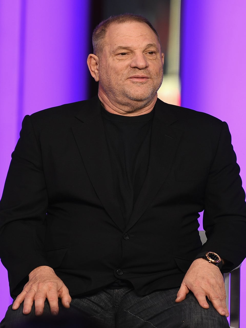 Harvey Weinstein Responds With Fake JAY-Z Quote After Sexual Harassment Exposé