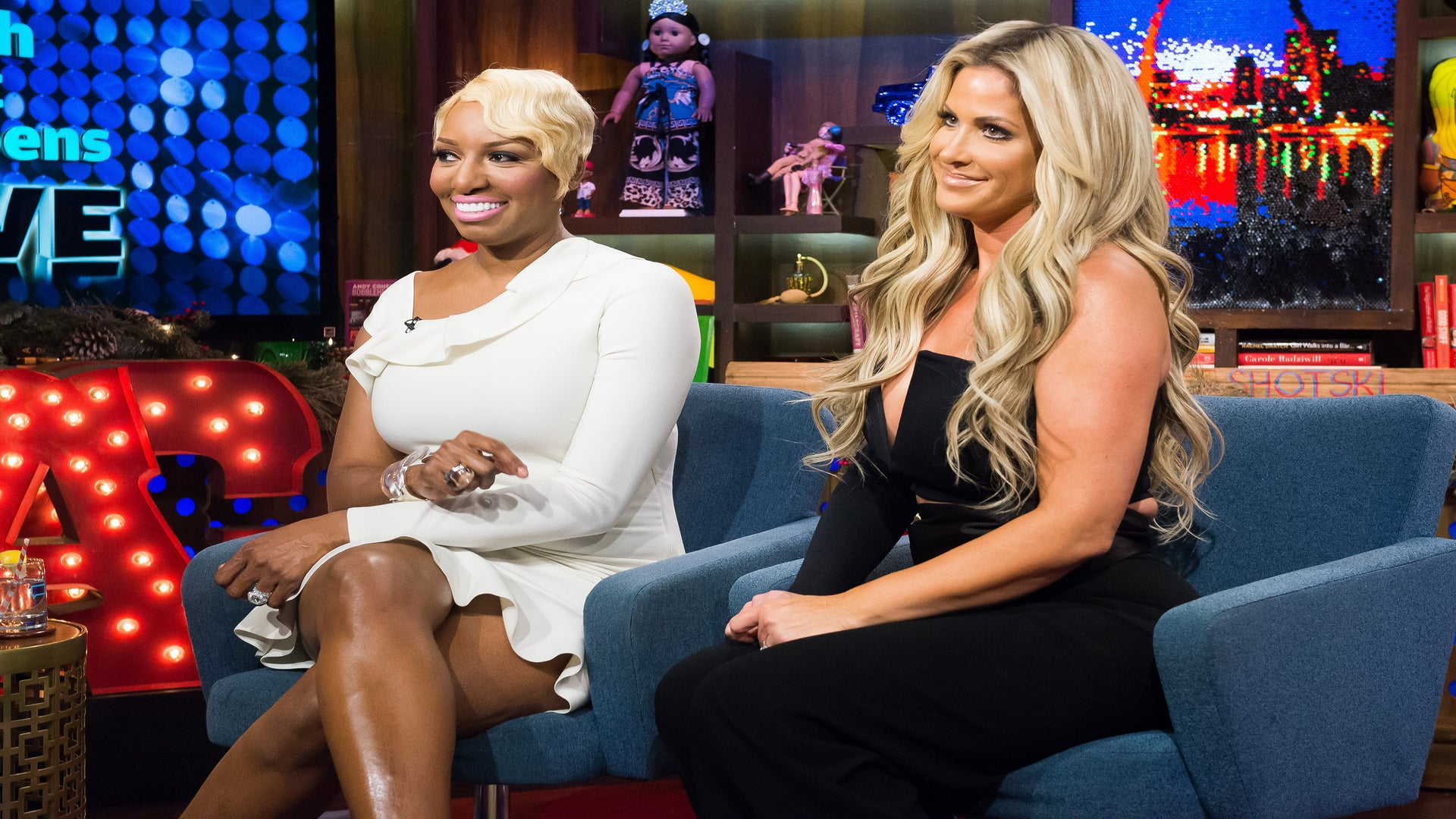 "Nene Leakes Calls Kim Zolciak-Biermann And Daughter Brielle ""Racist"" Over Roach Video"