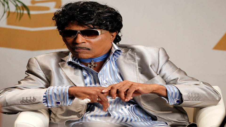 Little Richard Now Believes Homosexuality Is Wrong