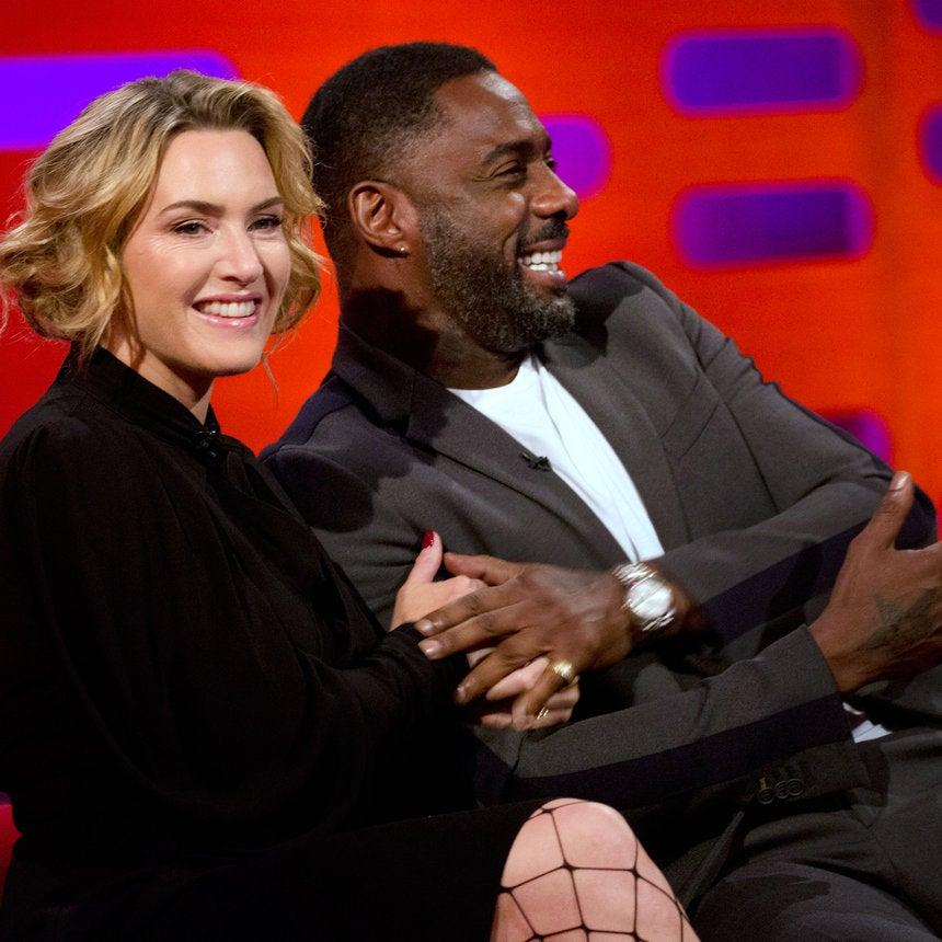 Kate Winslet Reveals Idris Elba Has A Foot Fetish